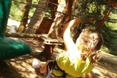 Vanuit Sarlat richting Souillac: twee zeer kindvriendelijke klimparken